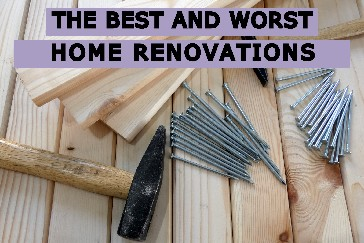 home renovations and return on investment